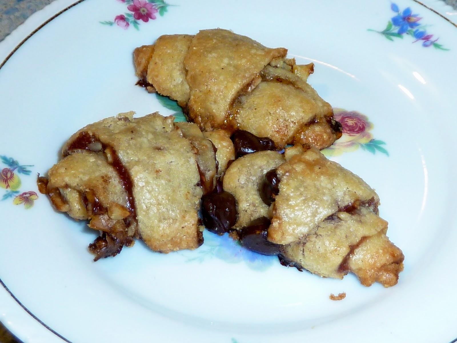 Gluten Free Baking Bear: GLUTEN FREE RUGELACH WITH VEGAN ...
