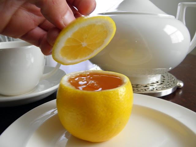 lemon ginger tea for weight loss
