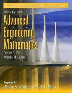 advanced engineering mathematics 6th edition solution manual