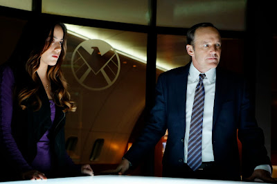 agents of shield, Skye, Agent Coulson