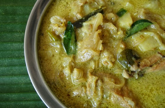 Mangalore lights mouthwatering mangalorean chicken recipes for Appam and chicken stew kerala cuisine