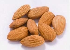 Almendras para aumentar masa muscular rápidamente