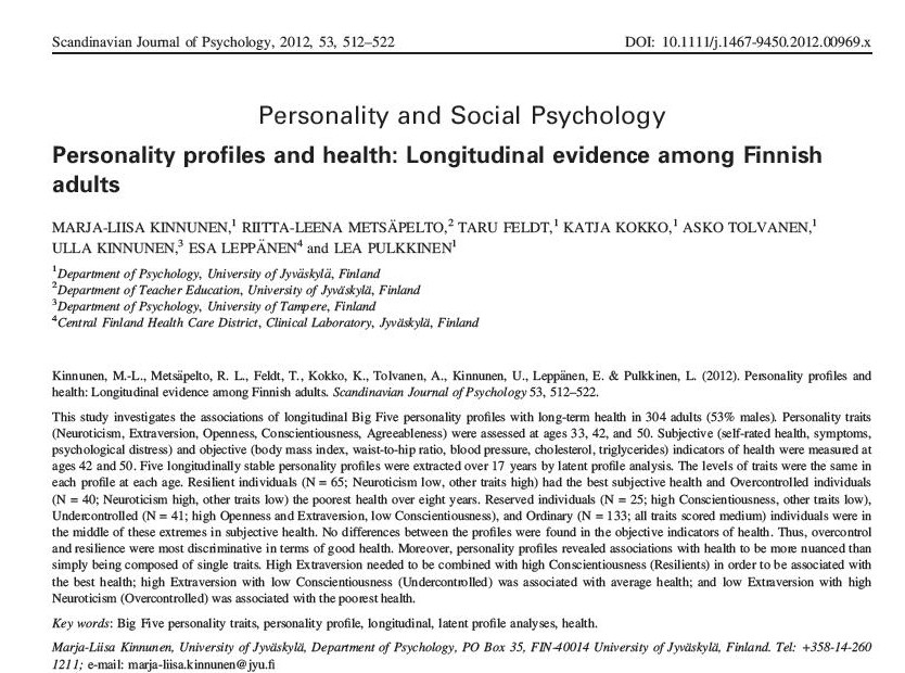personality a neurobiological model of extraversion essay In his hierarchical model of personality a critique of eysenck's personality no 1, pp 30-58 a critique of eysenck's personality theory and meta.