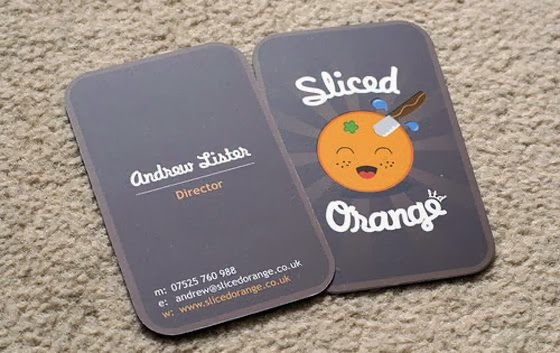 10+ Delicious Business Cards for Chefs