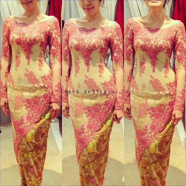 Kebaya Modern by Vera - International Kebaya Batik Modern