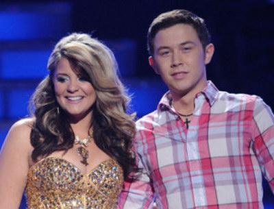 Acara final American Idol 2011.