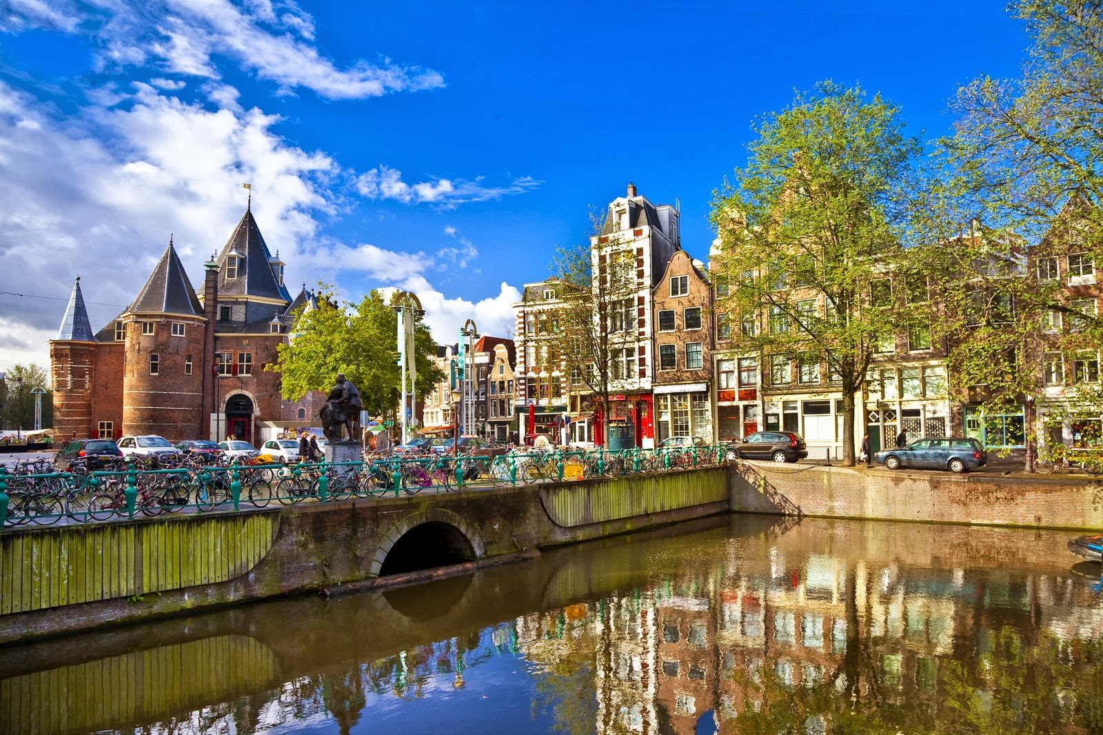 Turismo en Amsterdam, Holanda