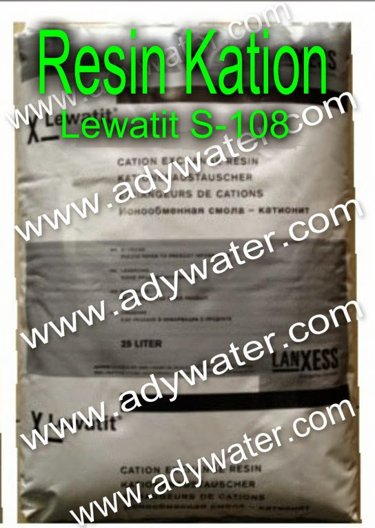 Jual Resin Kation - Media Filter Air