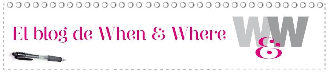 El blog de When&Where