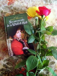 Necunoscuta de la Wildfell Hall de Anne Bronte