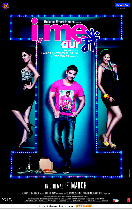 I, Me aur Main 2013 movie