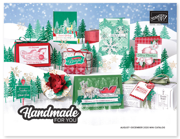 View the August-December Mini Catalog!