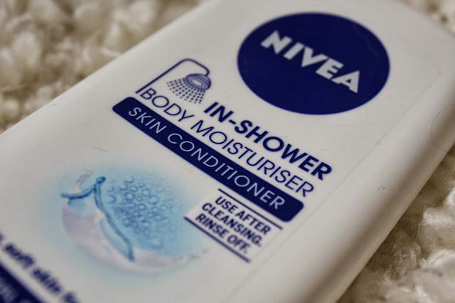 Nivea In shower Body Moisturiser
