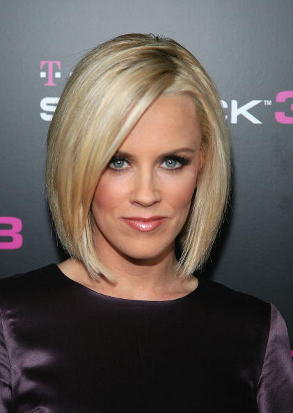 Angular Bob Hair style for fall