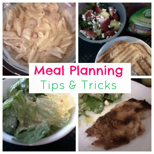 Meal Planning Tips & Trick | by Framed Frosting