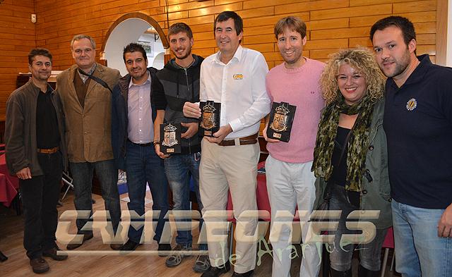 Copa del Rey de Aerostación en Aranjuez