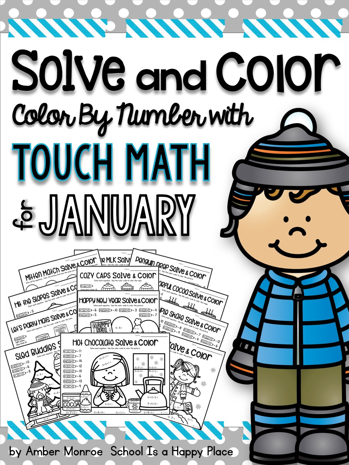 Touch Math for January