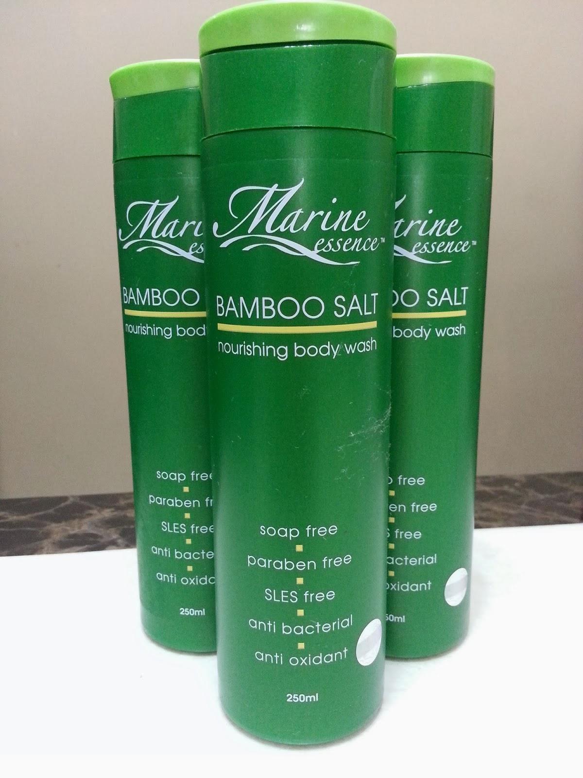 NolyAnna: Bamboo Salt for BEAUTY