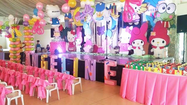 sanrio party