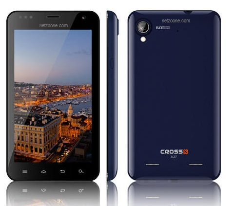 Ponsel CROSS Andromeda A27 Android