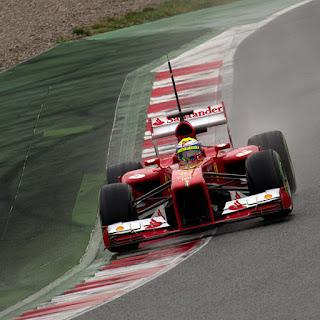 Gambar Mobil Balap F1 Ferrari 10