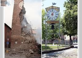 terremoto in emilia....1 anno dopo