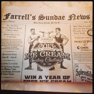 Happy, Happy! Joy, Joy!  Farrell's Opens In Sacramento