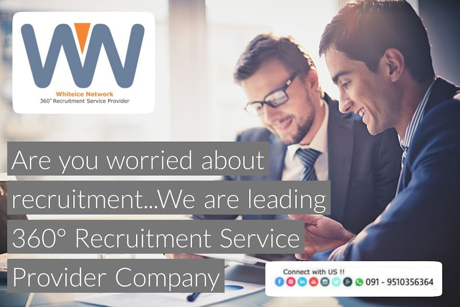 Whiteice Network - 360° Recruitment Service Provider