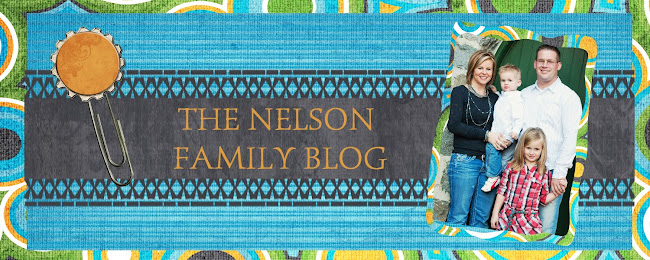 The Nelson Family Blog