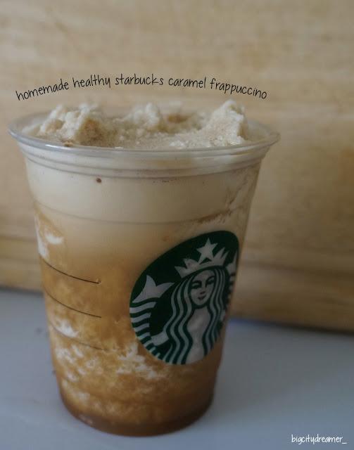 Homemade Starbucks Drinks Calories
