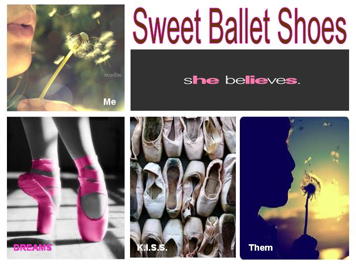 Sweet Ballet Shoes