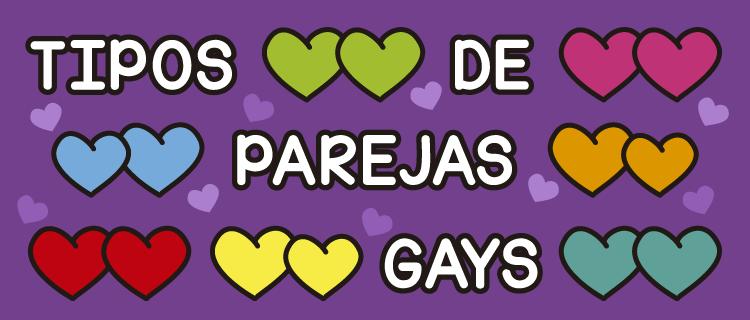 tipos de parejas gays
