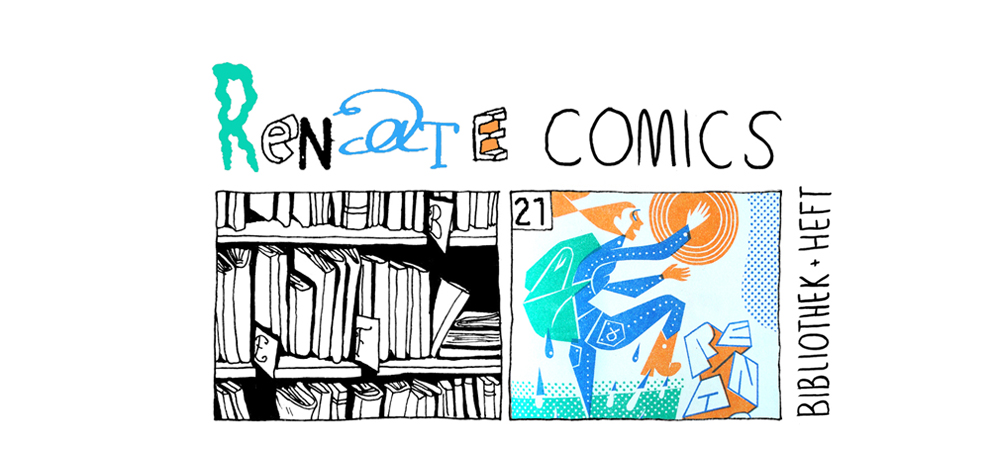 RENATE COMICS