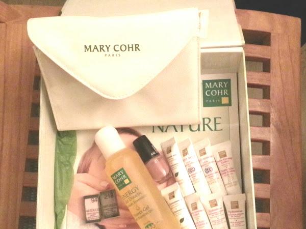 Je découvre...la marque Mary Cohr