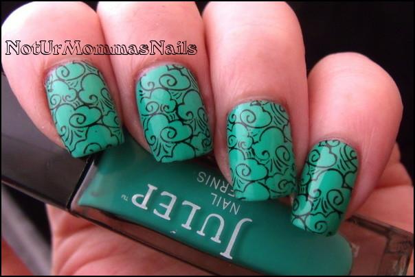 Julep Mystery Green