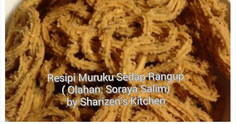 Sharizen Kitchen Muruku Sedap Rangup