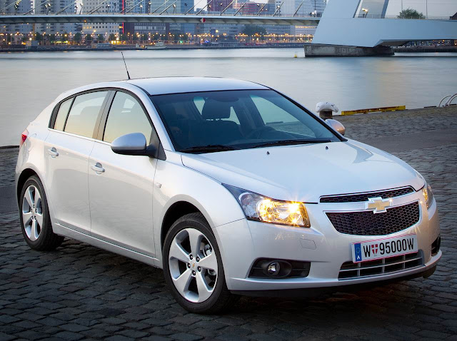 Chevrolet Cruze Hatch Sport6