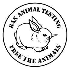 Stop Animal Testing!