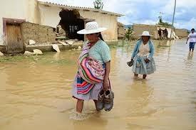 INUNDACIONES EN BOLIVIA, 5 DE FEBRERO 2014