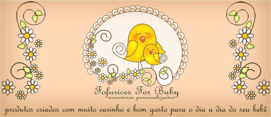 Riscos Fofurices For Baby