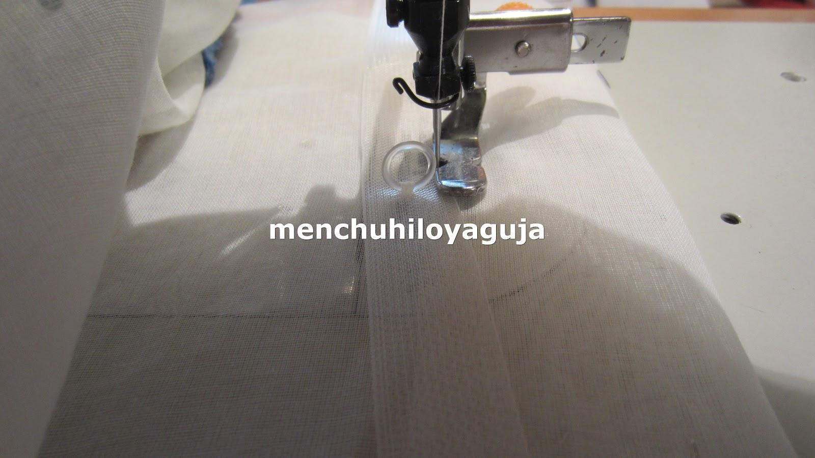 para anchos de ventanas superiores a los cm los mecanismos de estores suelen traer tres filas o ms de cuerdas en estos casos y si queremos tener dos