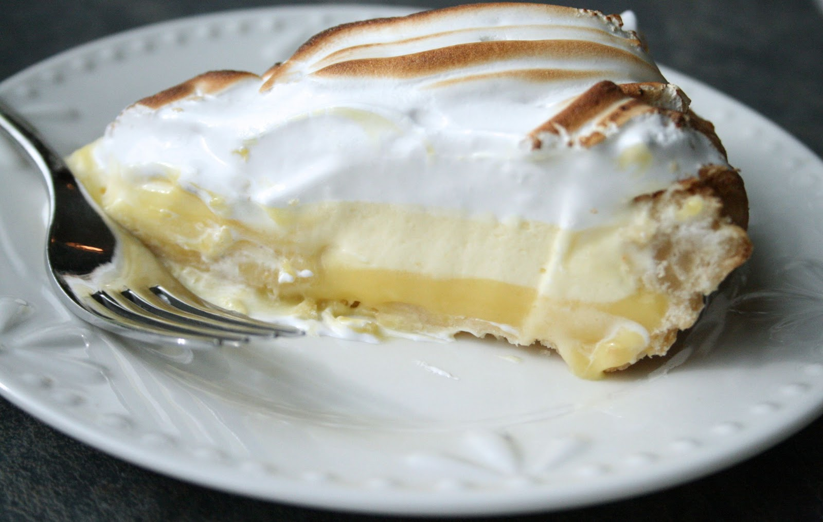 tune 'n fork: Lemon Cream Pie