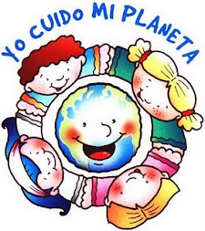 Yo cuido mi planeta