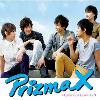 PrizmaX - Mysterious Eyes / Go!