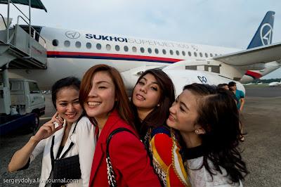 Catatan terakhir Pilot Pesawat Sukhoi Yang Jatuh