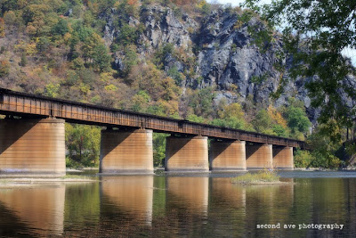 project 52, landscape, Virginia photographer, soft focus, photoblog, blog hop, nature, shenandoah river, harper's ferry,