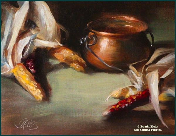 Artist Pamela Blaies.