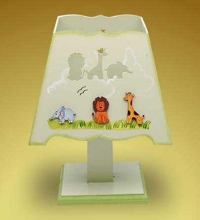 Abajur Zoo R$ 50,00