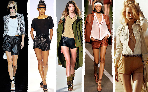 Shorts Evening Wear
