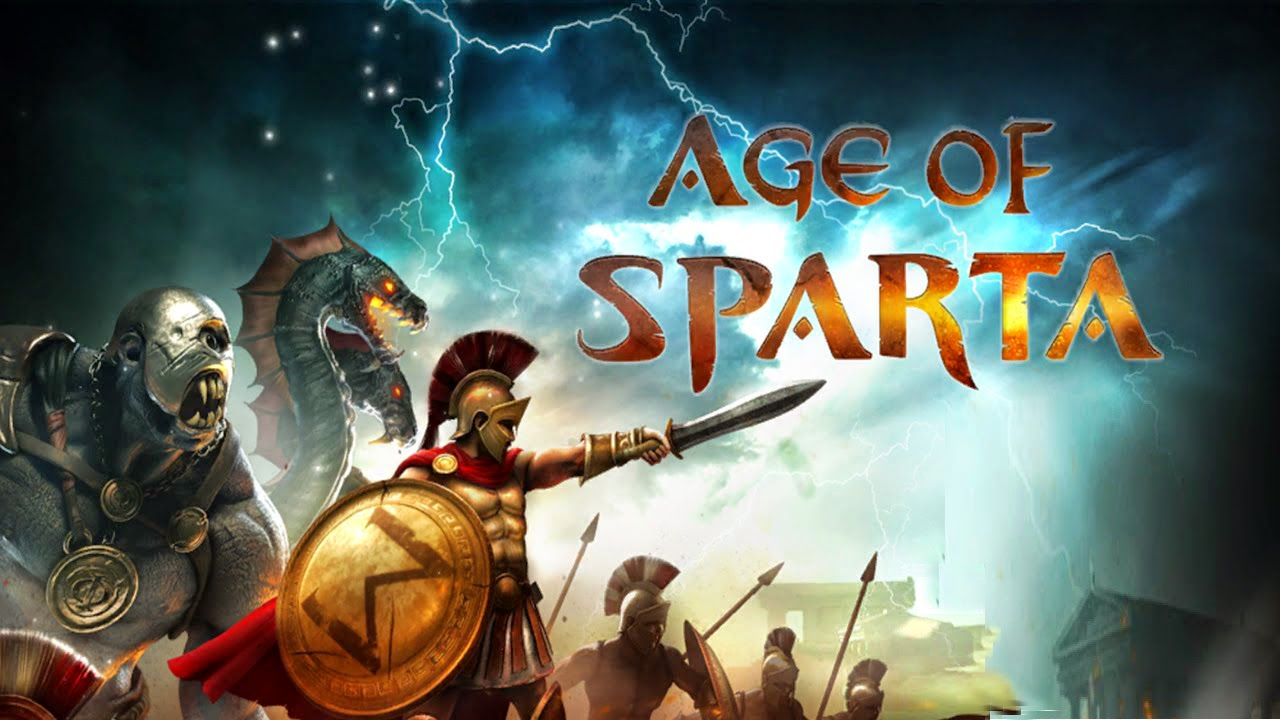 Age of Sparta Gameplay IOS / Android
